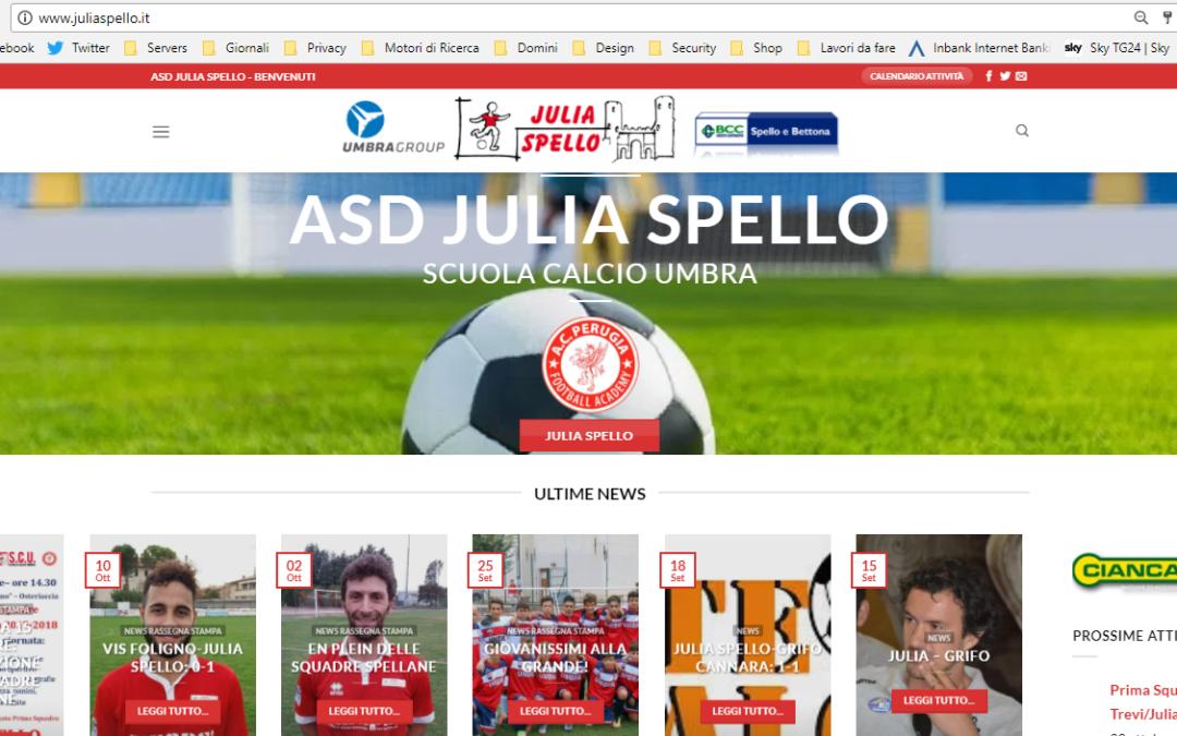 Juliaspello.it